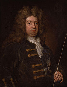 Charles, 6 Earl of Dorset by Kneller. Image via Wikimedia.