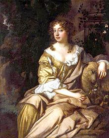 Nell Gwyn by Peter Lely. Image via Wikimedia.