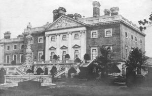 Copped Hall in its Victorian Heyday. Image via Copped Hall Trust.
