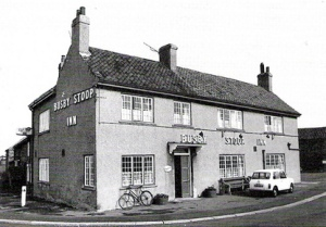 The Busby Stoop Inn. Image taken from Paranormalguide.com