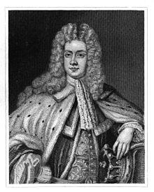 James Radcliffe, 3rd Earl of Derwentwater. Source Wikipedia.