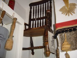 The chair is safely out of reach now. Image source: Hauntedyorkshire.com
