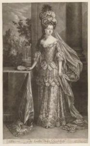 Lady Mary Tudor - the Stuart connection. Public Domain[?]