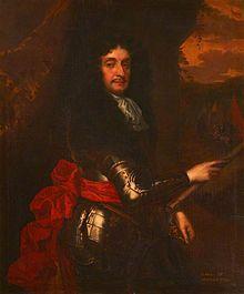 John Middleton, 1st Earl of Middleton, in later life. Source Wikimedia.