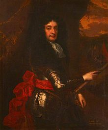 John Middleton, 1st Earl of Middleton, in later life. Source Wikimedia.