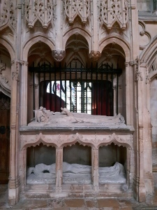 Richard Flemings Tomb at Lincoln Cathedral