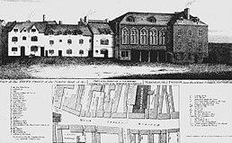 Marshalsea Prison c1773