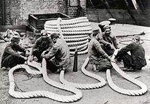 Lascars at the Royal Albert Doc.